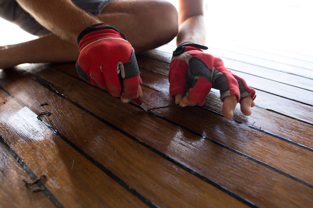 održavanje drvenih djelova broda