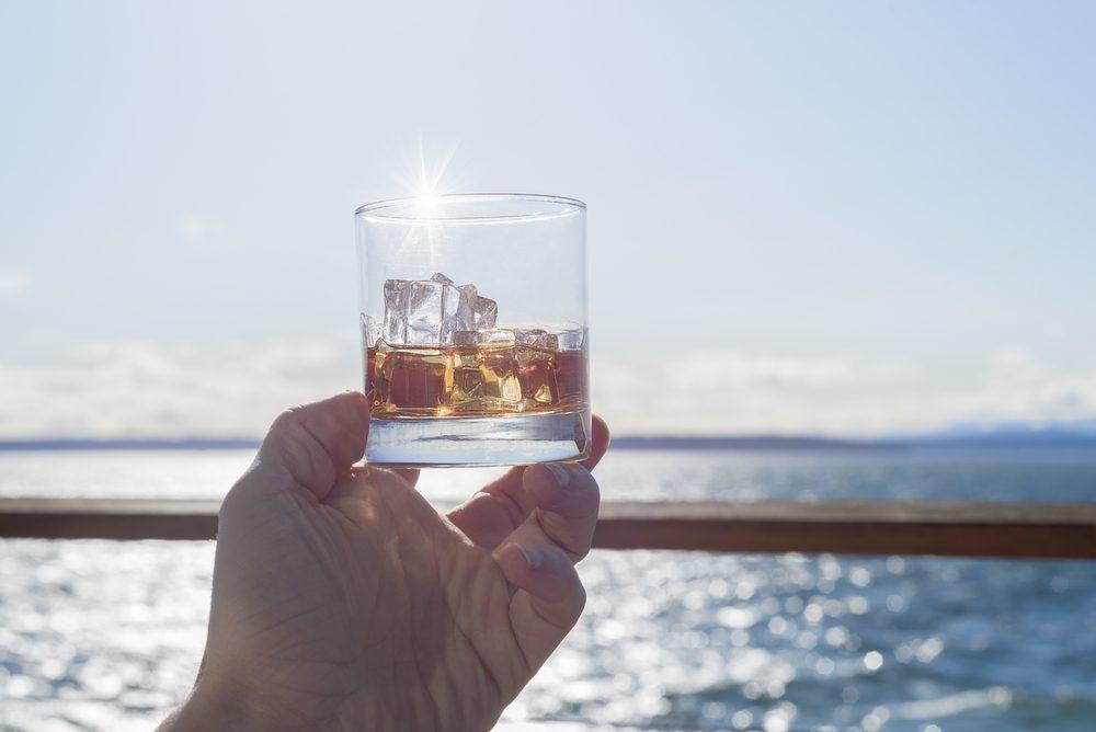 izbjegavajte alkoho prilikom vožnje broda