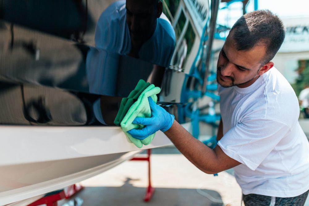 Zaštitni premazi - održavanje broda
