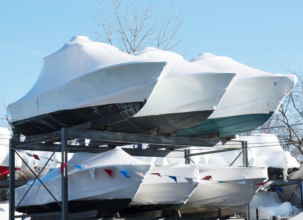 održavanje brodova zimi