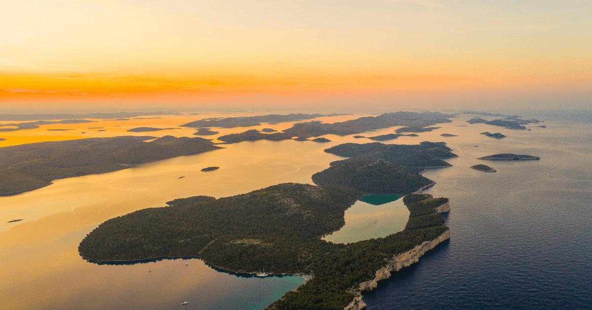 Registar otoka - Kornati